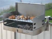 Guter Gasgrill Für Balkon : Balkongrill großes grillvergnügen bei wenig platz auf dem balkon?